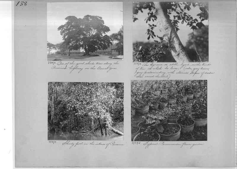 Mission Photograph Album - Panama #03 page 0138