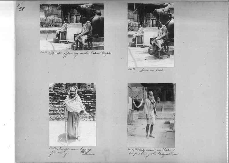 Mission Photograph Album - India #09 Page 0098