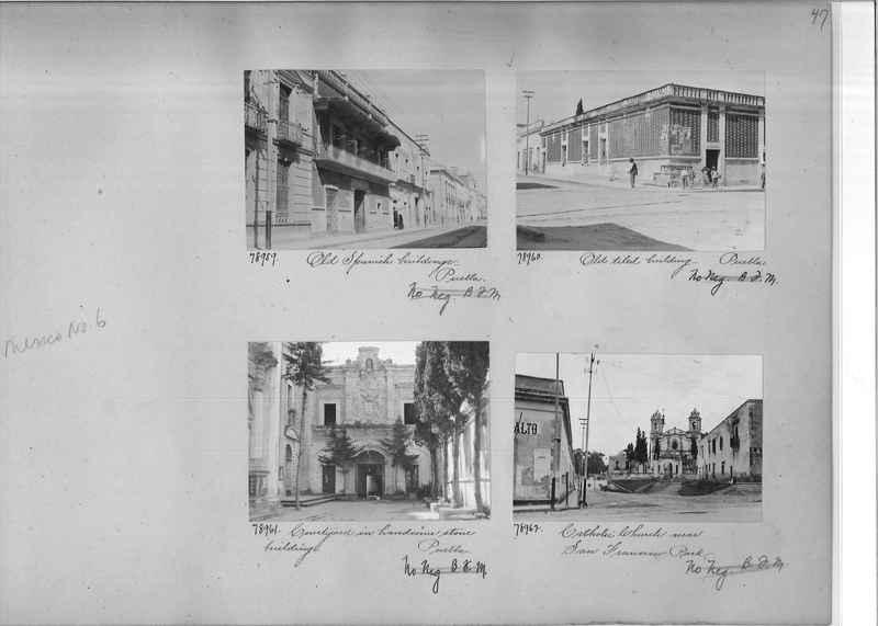 Mission Photograph Album - Mexico #06 page 0047