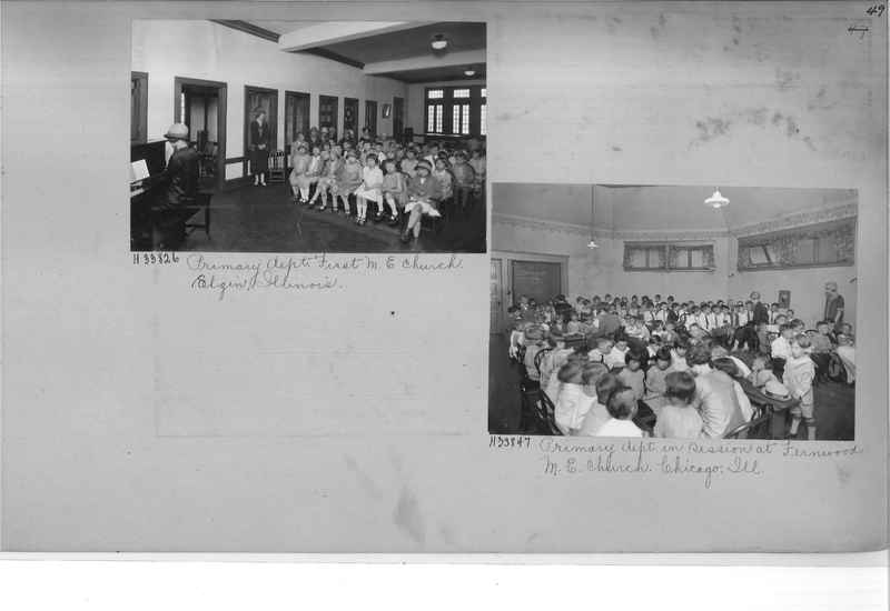 Mission Photograph Album - Religious Education #1 page 0049