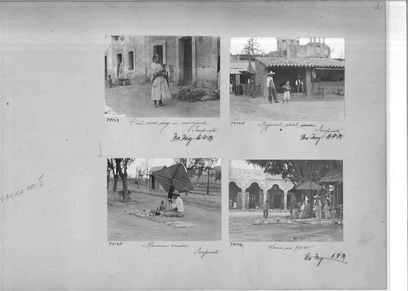 Mission Photograph Album - Mexico #05 page 0021