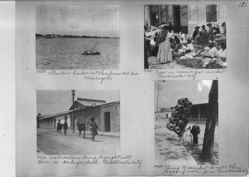 Mission Photograph Album - Panama #04 page 0171