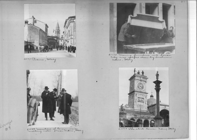 Mission Photograph Album - Europe #04 Page 0027