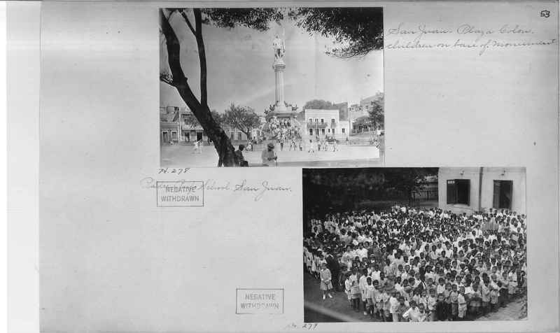 Mission Photograph Album - Puerto Rico #1 page 0053