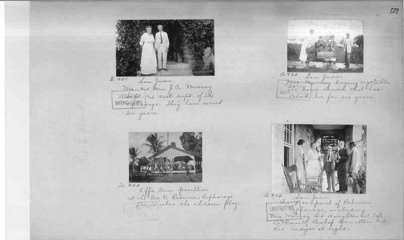 Mission Photograph Album - Puerto Rico #2 page 0129