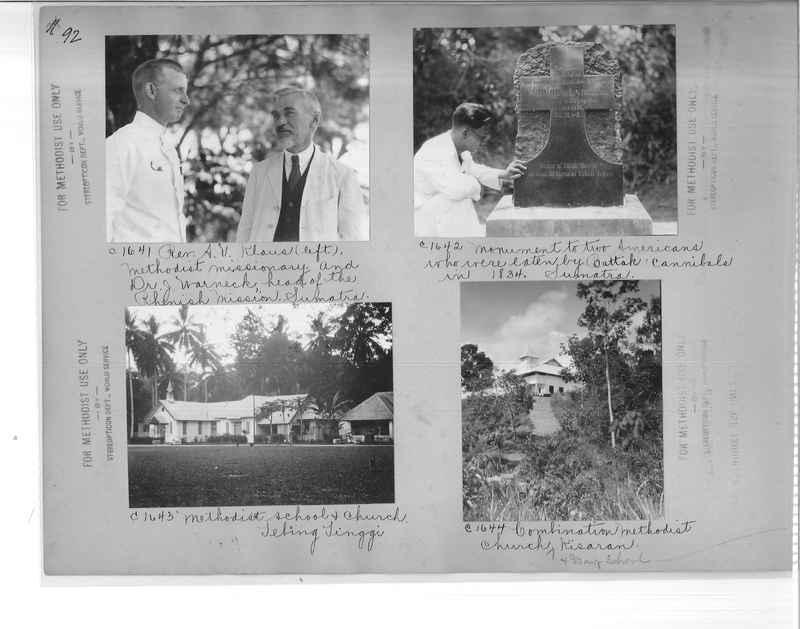Mission Photograph Album - Malaysia #7 page 0092