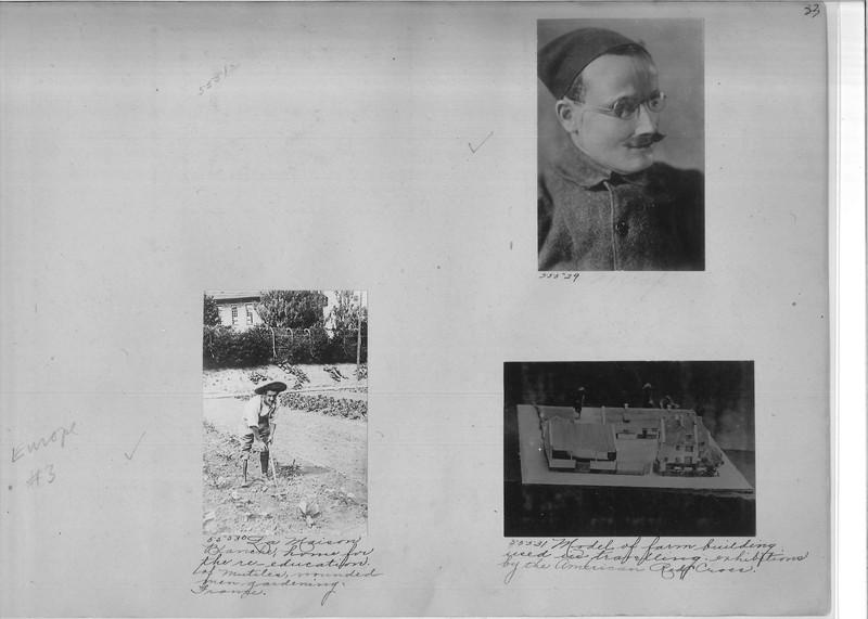 Mission Photograph Album - Europe #03 Page 0023