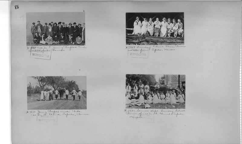 Mission Photograph Album - Cities #4 page 0086