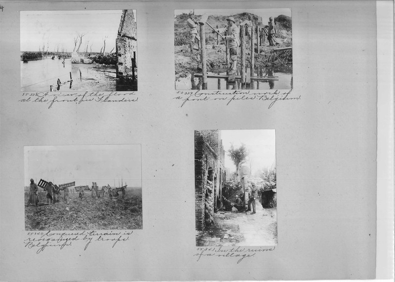 Mission Photograph Album - Europe #03 Page 0014