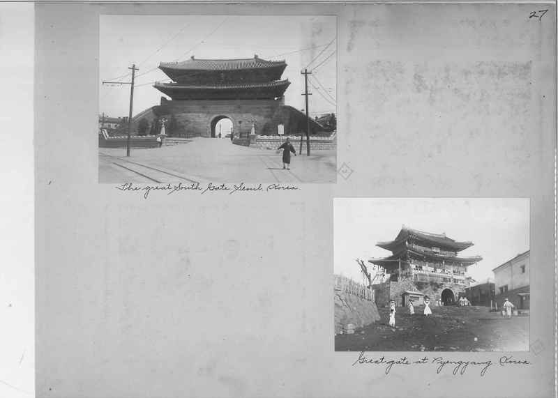 Mission Photograph Album - Korea OP #1 page 0027