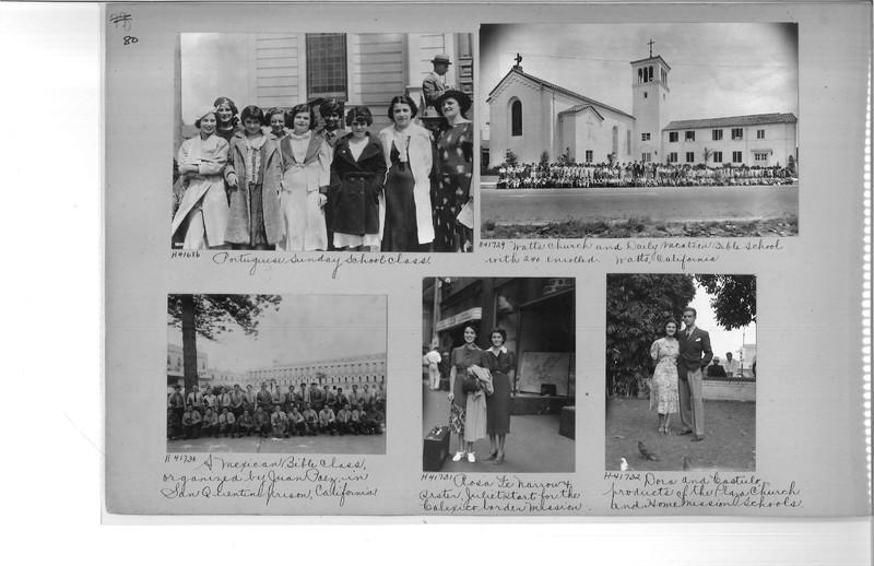 Mission Photograph Album - Latin America #2 page 0080