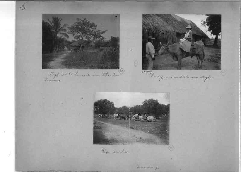 Mission Photograph Album - South America O.P. #1 page 0078