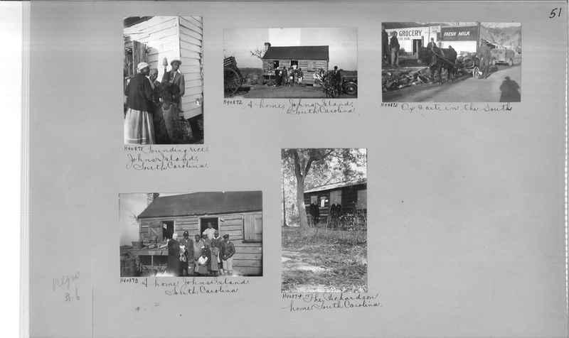 Mission Photograph Album - Negro #6 page 0051
