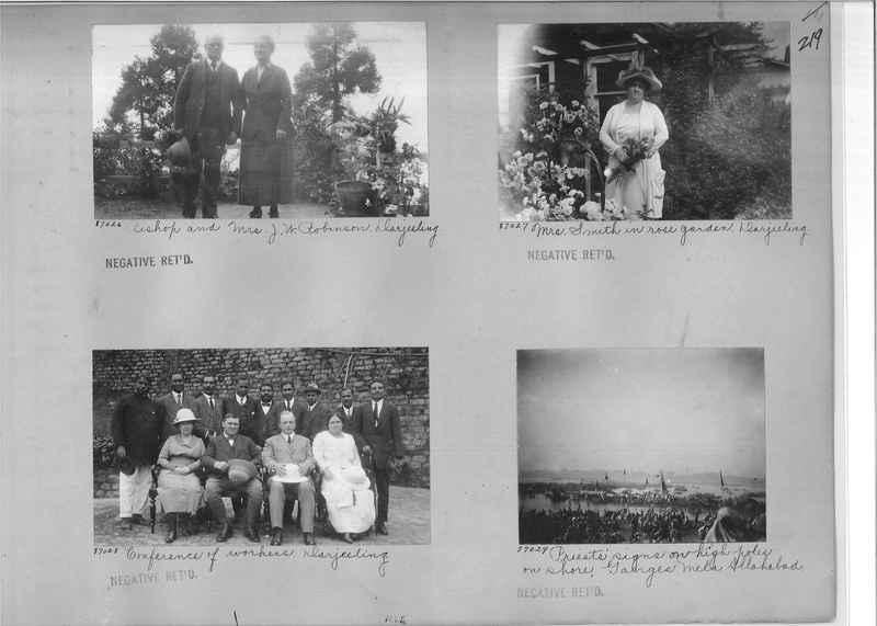 Mission Photograph Album - India #09 Page 0219