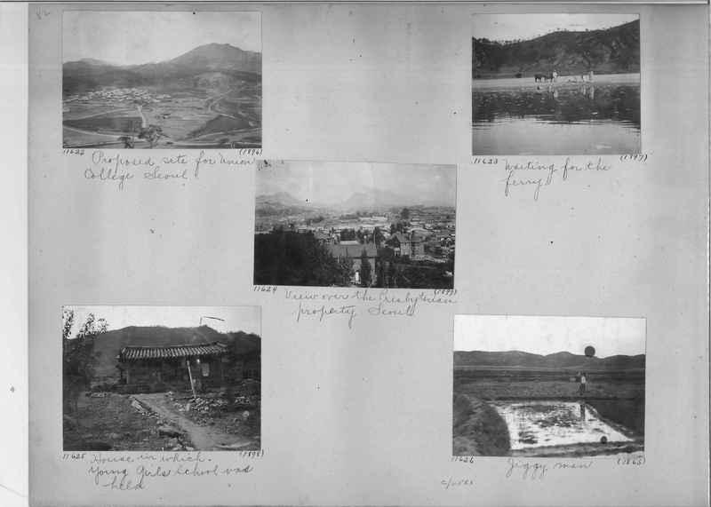 Mission Photograph Album - Korea #2 page 0082