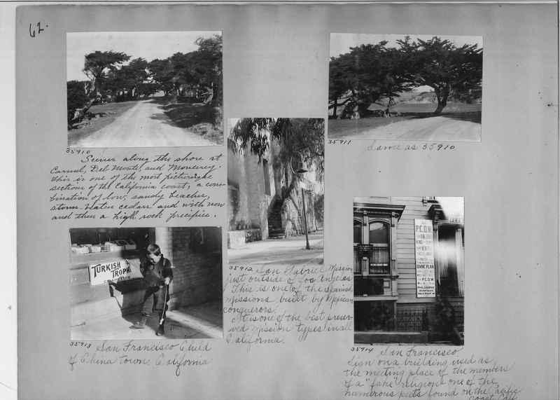 Mission Photograph Album - America #3 page 0062