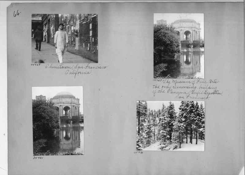 Mission Photograph Album - America #3 page 0066