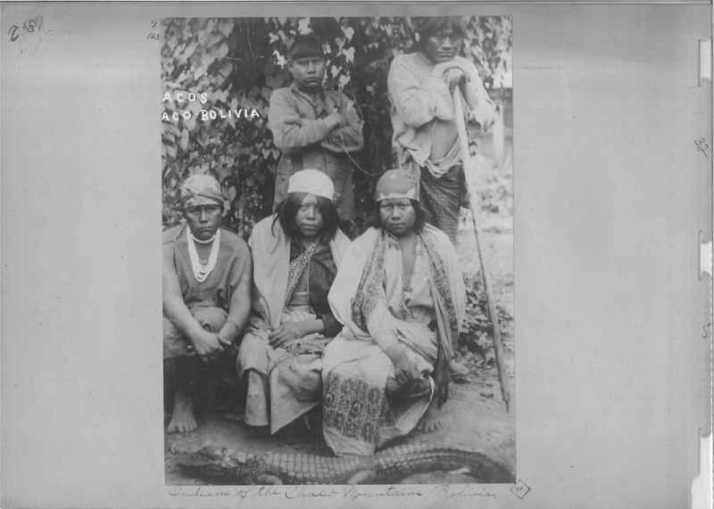 Mission Photograph Album - South America O.P. #2 page 0260