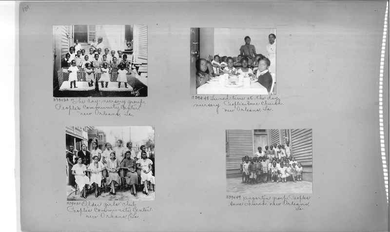 Mission Photograph Album - Negro #6 page 0184