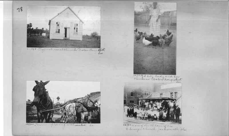 Mission Photograph Album - Negro #4 page 0078