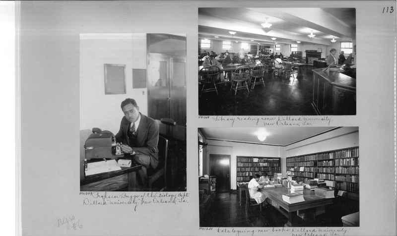 Mission Photograph Album - Negro #6 page 0113