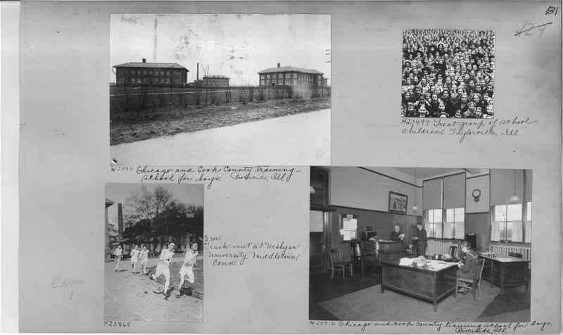 Mission Photograph Album - Education #1 page 0131