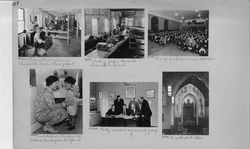 Mission Photograph Album - Cities #17 page 0138