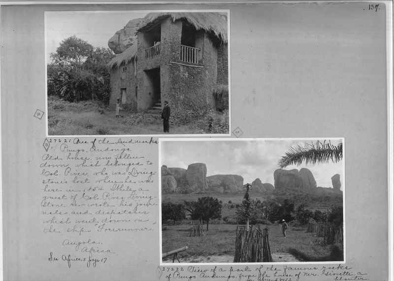 Mission Photograph Album - Africa - Madeira O.P. #1 page 0137