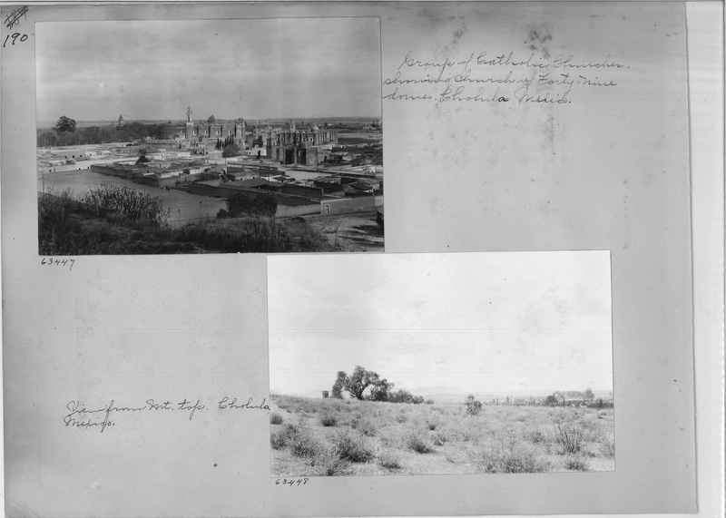 Mission Photograph Album - Mexico #03 Page_0190