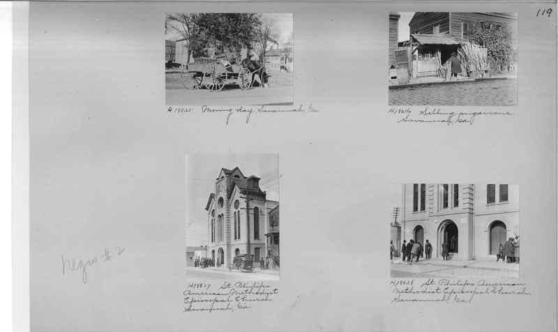 Mission Photograph Album - Negro #2 page 0119