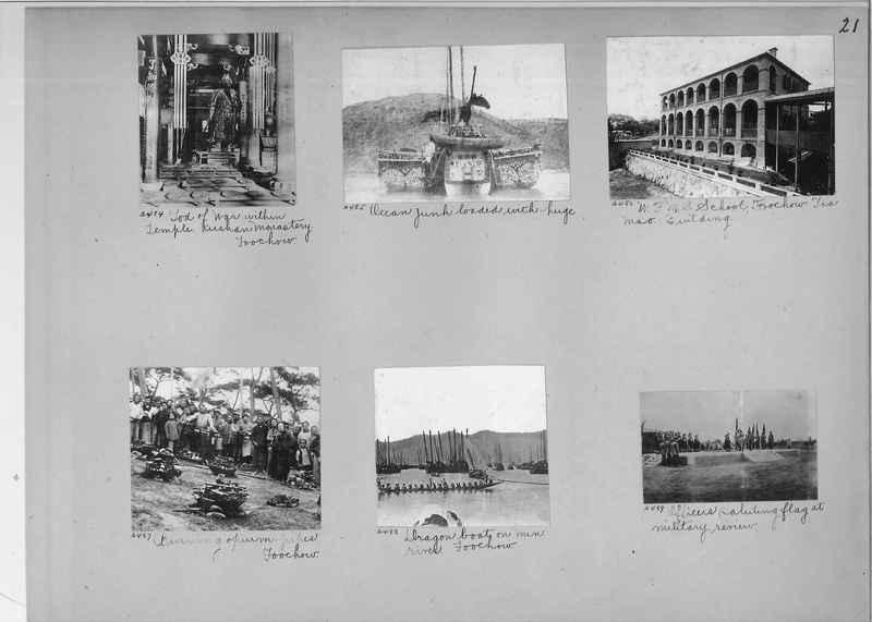 Mission Photograph Album - China #2 page  0021