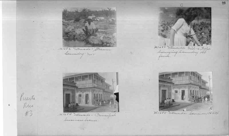 Mission Photograph Album - Puerto Rico #3 page 0093