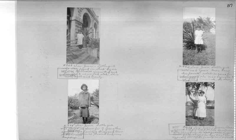 Mission Photograph Album - Puerto Rico #2 page 0137