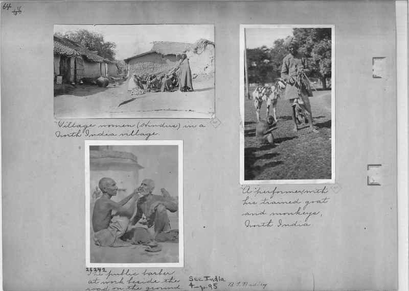 Mission Photograph Album - India - O.P. #01 Page 0064