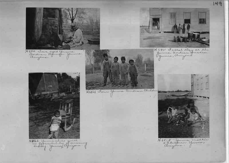 Mission Photograph Albums - Indians #1 page 0149