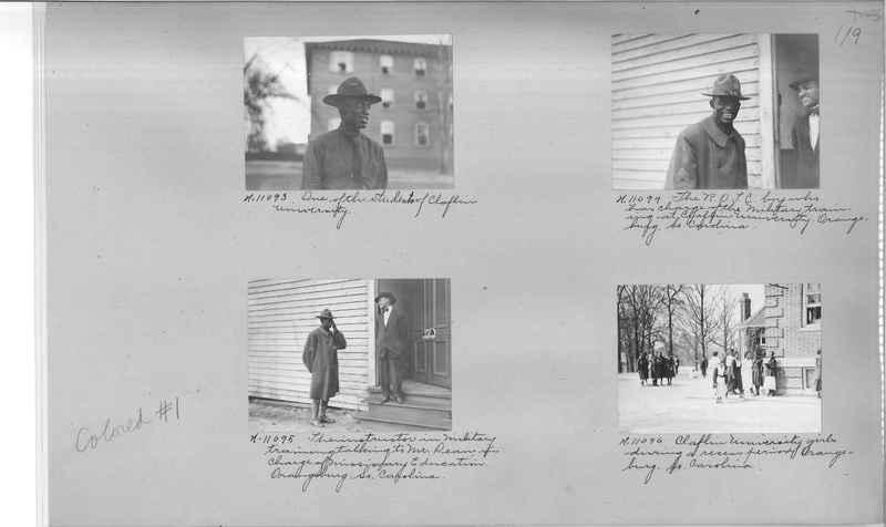 Mission Photograph Album - Negro #1 page 0119