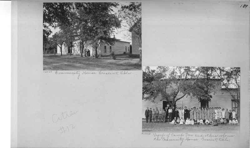Mission Photograph Album - Cities #12 page 0189