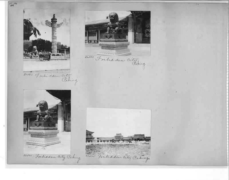 Mission Photograph Album - China #10 pg. 0104