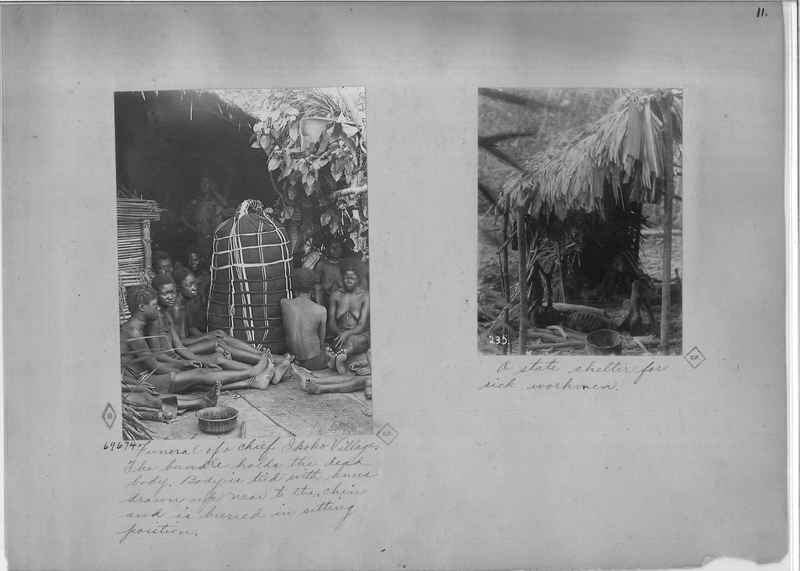 Mission Photograph Album - Africa - Madeira O.P. #2 page 0011