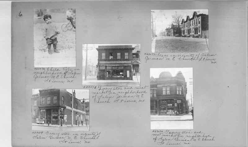 Mission Photograph Album - Cities #11 page 0006