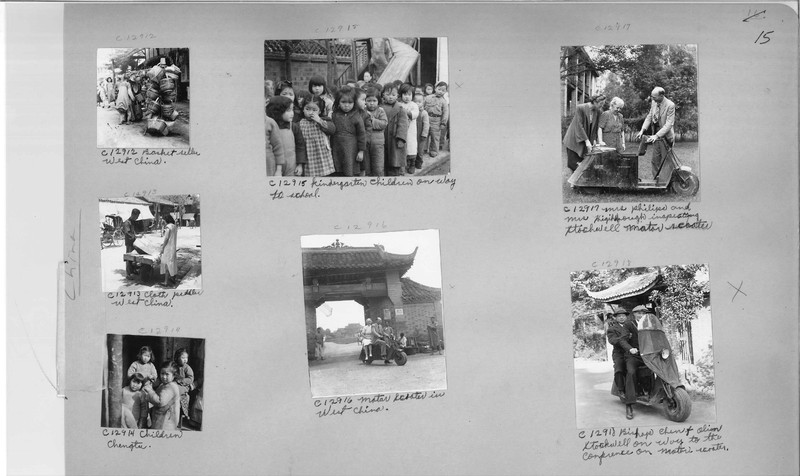 Mission Photograph Album - China #20 page 0015