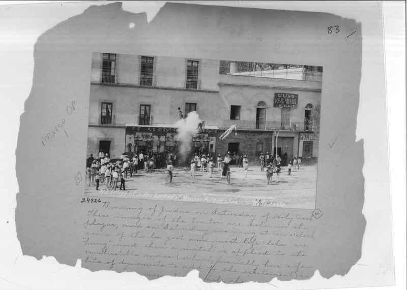 Mission Photograph Album - Mexico - O.P. #01 Page 0083