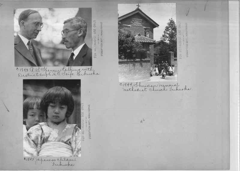 Mission Photograph Album - Japan #06 Page 0022