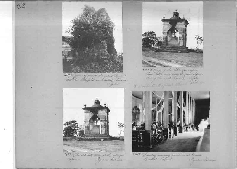 Mission Photograph Album - Panama #04 page 0022