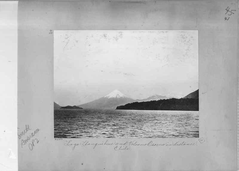 Mission Photograph Album - South America O.P. #2 page 0041