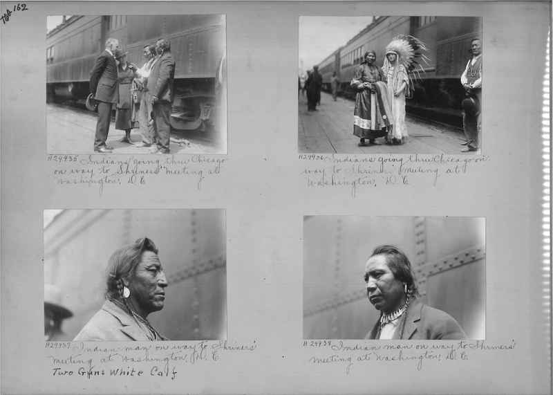 Mission Photograph Album - Indians #2 page_0162