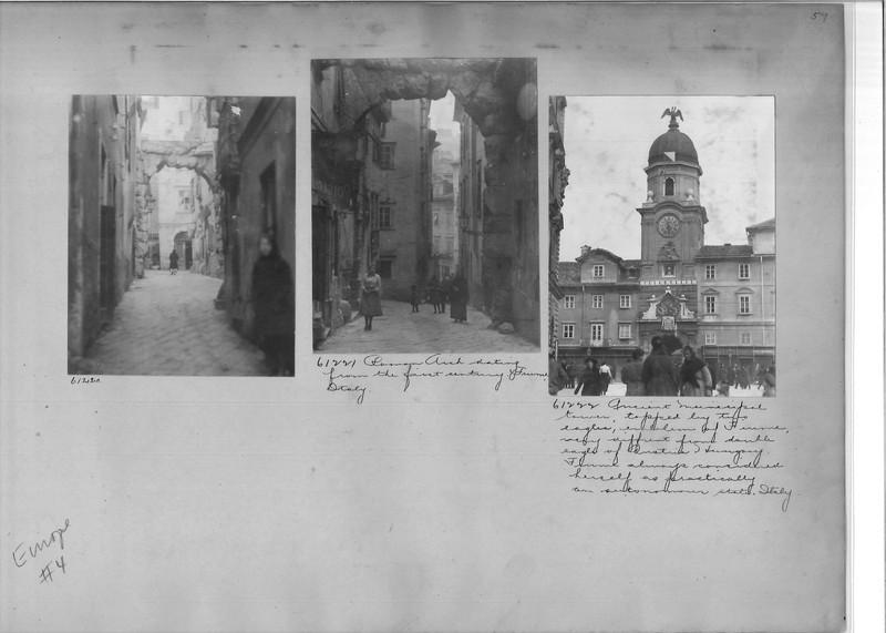 Mission Photograph Album - Europe #04 Page 0059