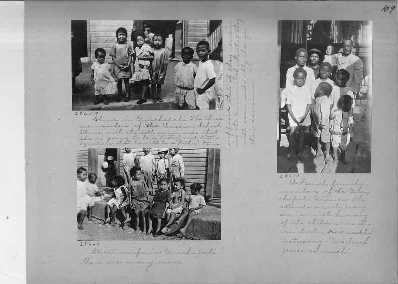 Mission Photograph Album - Panama #02 page 0109