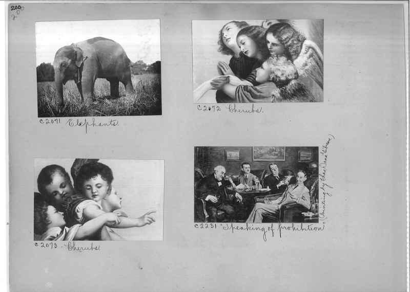 Mission Photograph Album - Miscellaneous #02 Page 0200