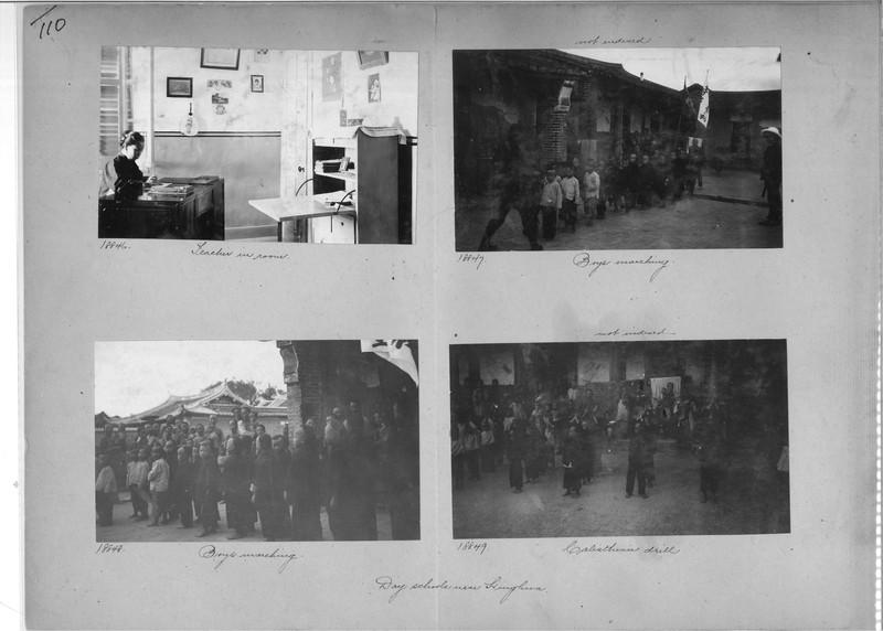 Mission Photograph Album - China #5 page 0110